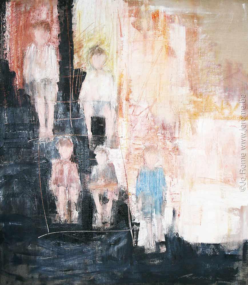 Peintre belge jo rome . 2010