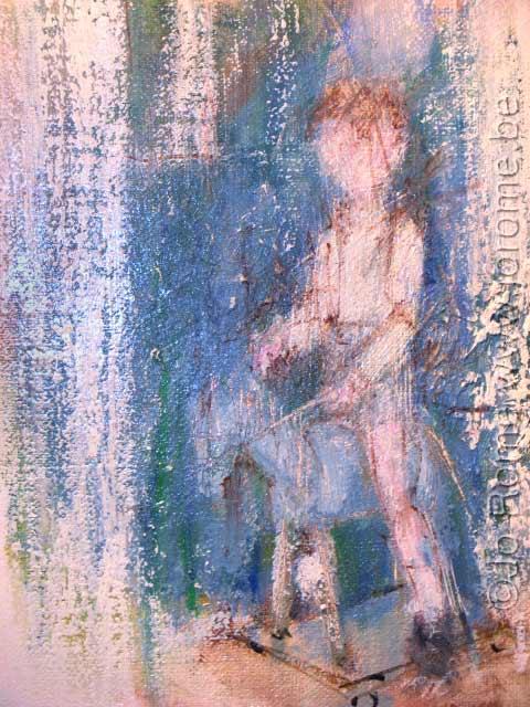 jro099 peintre belge jo rome 2006 tp