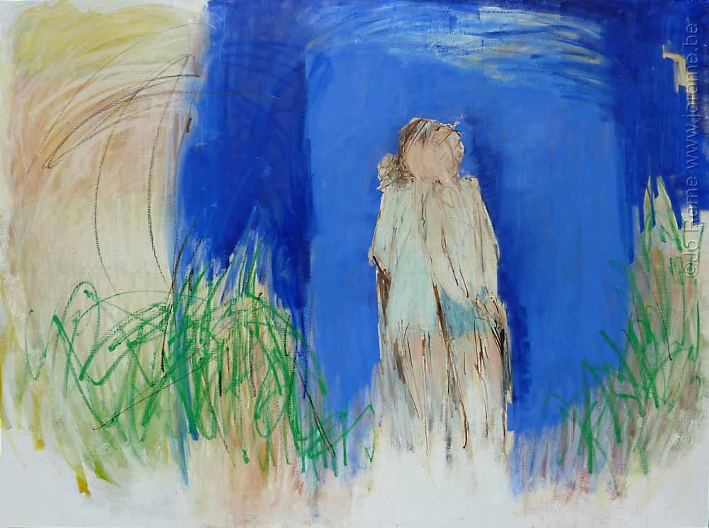 jro107 peintre belge jo rome premier baiser 2014 tg