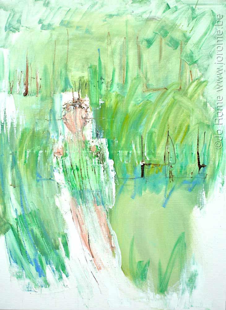 jro117 peintre belge contemporain jo rome 1 2014 tm