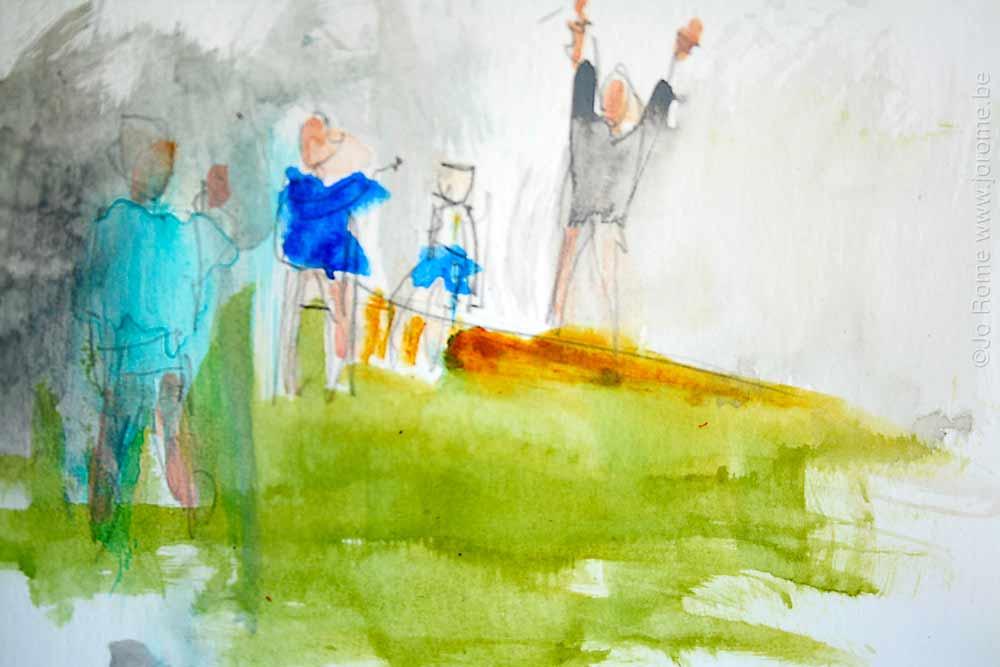 jro142 categorie peintres belges croquis 7468 2012 tp