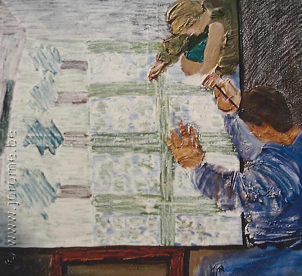 Le peintre et l'enfant